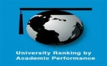 2018-2019 URAP WORLD UNIVERSITY RANKING (1-2500)