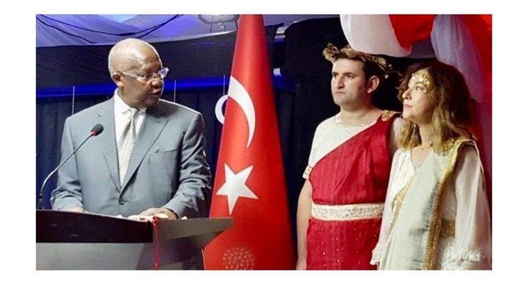 Türkiye'nin Uganda Büyükelçisi