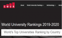 CWUR - World University Rankings 2019-2020